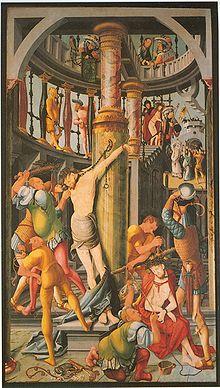 220px-Renaissance_C4_Ratgeb_Herrenberger_Altar_links_Mitte